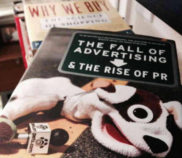 Unlike Advertising PR is about Trust