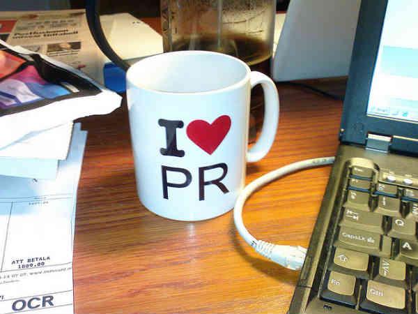 public relations jobs