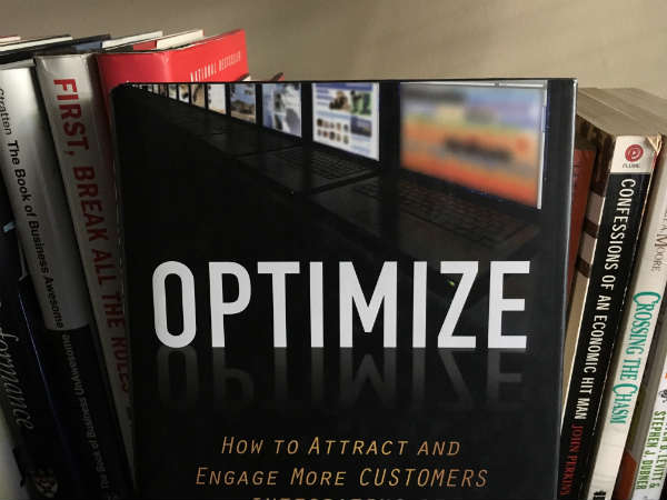 Nine Takeaways from Lee Odden's Optimize-2