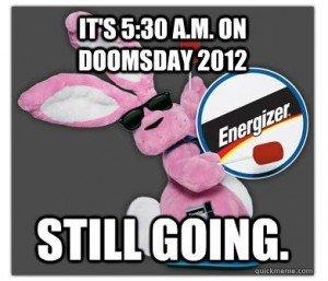 No Doomsday  Say something nice on social media