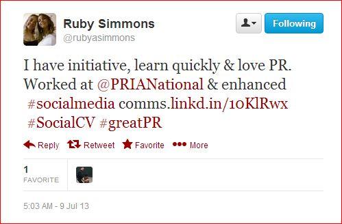 Ruby-Simmons-Porter-Novelli-socialCV