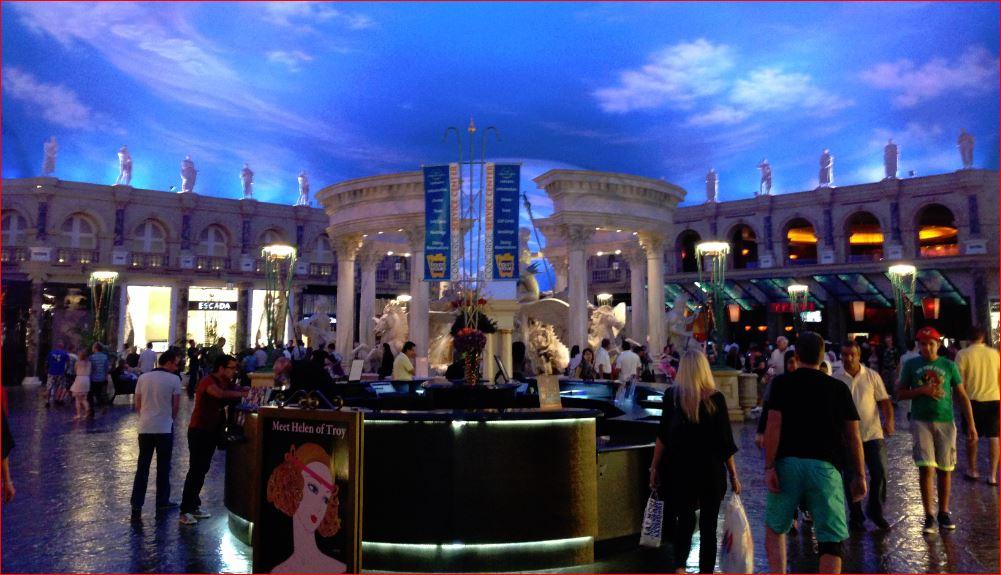 ILTA, Caesars Palace