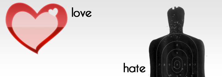 love-hate, content marketing