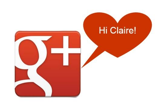 Google+ New York Times Claire Cain Miller