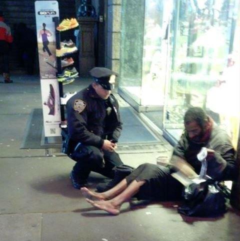 NYPD hashtag hijack