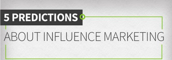 Infographic: Influence Marketing Predictions