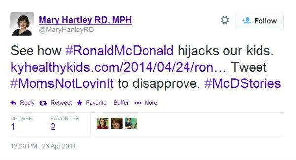 mcdonalds hashtag hijack