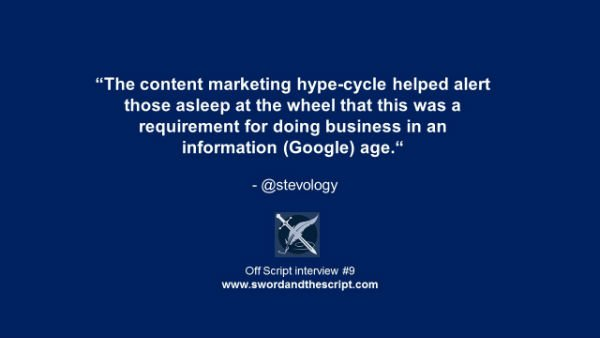 content marketing hype-cycle x600