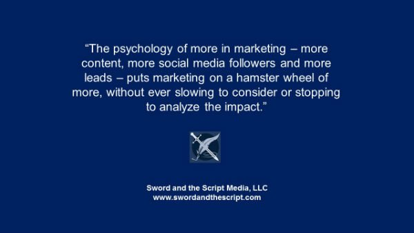 The Psychology of More in Content Marketing and Social Media-600x