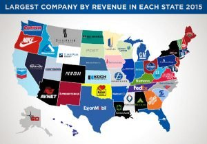 the-largest-company-graphic