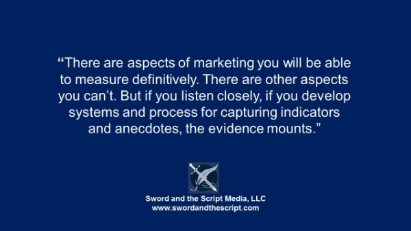 there-are-aspects-of-marketing-you-will-be-able-to-measure-definitively