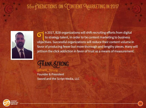 small-Predictions for Content Marketing in 2017