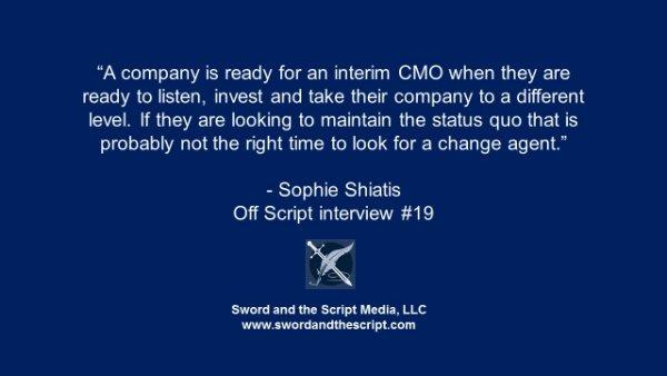 interim CMO