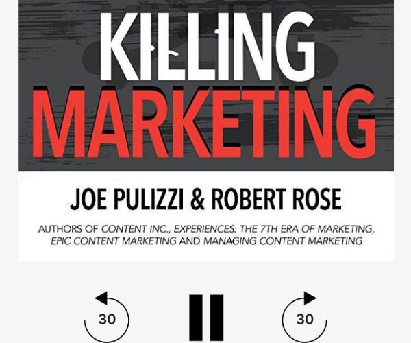 top-15 Takeaways from Killing Marketing [Book Review]