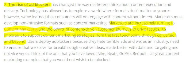 outbrain on content marketing
