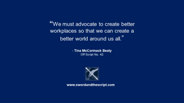 s_We must advocate to create better workplaces so that we can create a better world around us all
