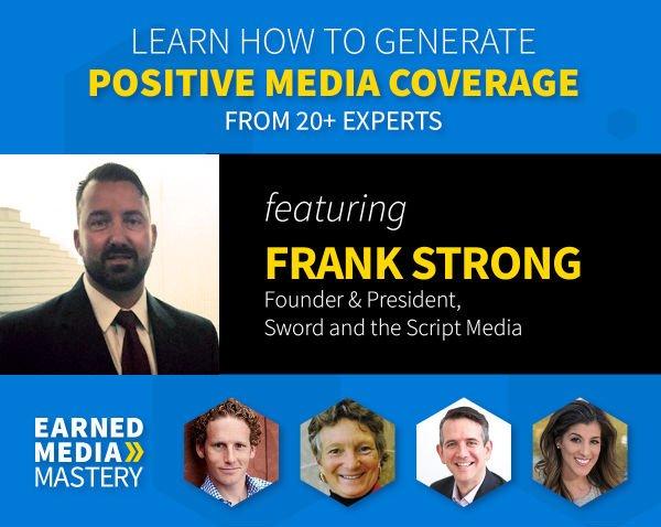 s_Earned Media Frank Strong Speaker